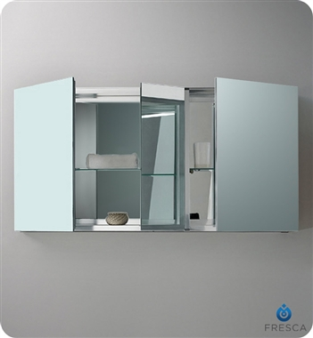 Fresca Largo White Modern Bathroom Vanity w/ Wavy Double Sinks with delivery to UK