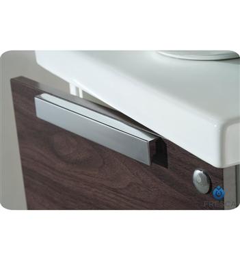 Fresca Adour  Dark Walnut Modern Bathroom Vanity w/ Mirror with delivery to UK